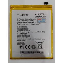باتری آلکاتل TLp032B2
